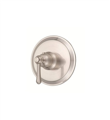 Danze Opulence™ Single Handle 3/4'' Thermostatic Shower Valve Trim Kit in Brushed Nickel