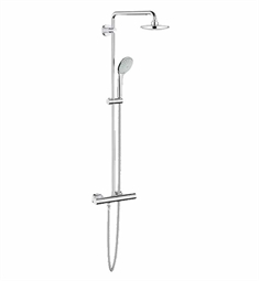 Grohe Euphoria Shower System in Chrome