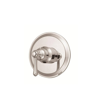 Danze D562057PNVT Opulence™ Single Handle 3/4'' Thermostatic Shower Valve Trim Kit in Polished Nickel
