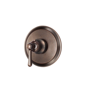 Danze D562057BRT Opulence™ Single Handle 3/4'' Thermostatic Shower Valve Trim Kit in Tumbled Bronze