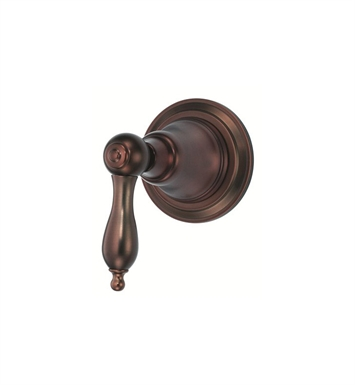 Danze D560940RBT Fairmont™ Trim Only 4-Port Shower Diverter / Volume Control Valve in Oil Rubbed Bronze