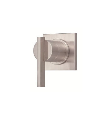 "Danze Sirius™ Trim Only 4-Port Shower Diverter / 3/4"" Volume Control Valve in Brushed Nickel"