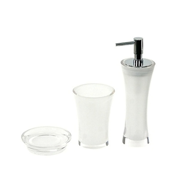 Nameeks AU200-00 Gedy Bathroom Accessory Set