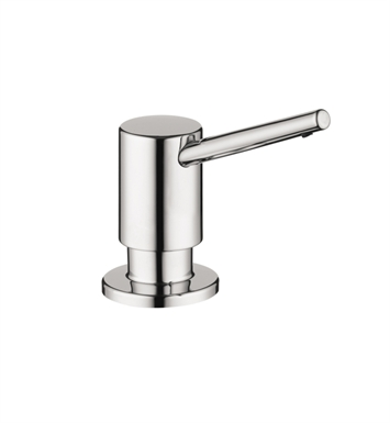 Hansgrohe 04539000 Contemporary Soap Dispenser With Finish: Chrome