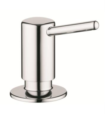"Hansgrohe 04539000 E&S Accessories 2"" Contemporary Kitchen Soap Dispenser With Finish: Chrome"