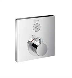 Hansgrohe ShowerSelect E Thermostatic 1 Function Trim