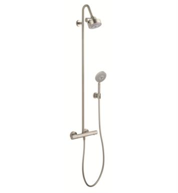 "Hansgrohe 34640001 Axor Citterio M 46 3/4"" Shower Set with Showerhead and Handshower With Finish: Chrome"