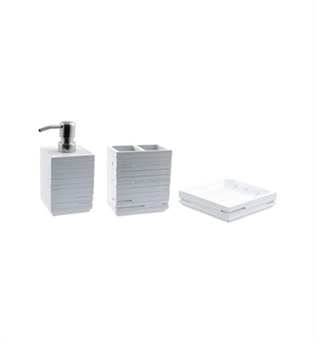 Nameeks QU200-02 Gedy Bathroom Accessory Set