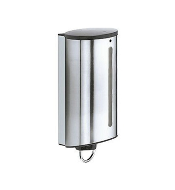 Keuco 14954070100 Plan Lotion Dispenser With Finish: Stainless Steel