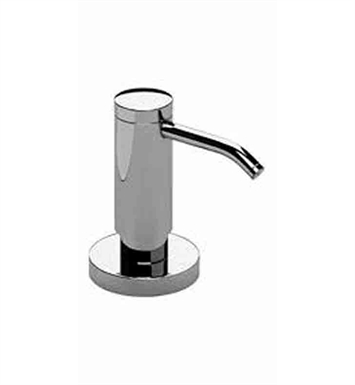 Keuco 14949070200 Lotion Dispenser With Finish: Stainless Steel