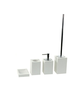 Nameeks OL100-02 Gedy Bathroom Accessory Set