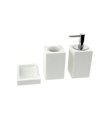 Nameeks OL200-02 Gedy Bathroom Accessory Set