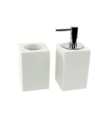 Nameeks OL500-02 Gedy Bathroom Accessory Set
