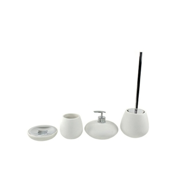 Nameeks OP181-02 Gedy Bathroom Accessory Set