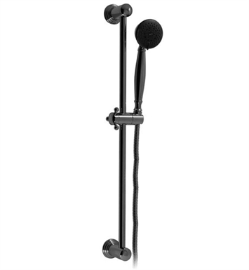 Santec 70849015 Vogue Multi Function Personal Shower With Slide Bar With Finish: Satin Chrome <strong>(USUALLY SHIPS IN 1-2 WEEKS)</strong>