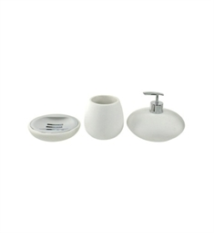 Nameeks Gedy Bathroom Accessory Set OP281-02