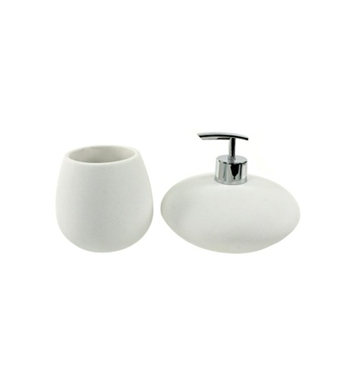 Nameeks OP581-02 Gedy Bathroom Accessory Set