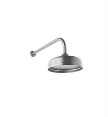 "Rohl U-5205-IB Perrin & Rowe® 8"" Showershead With Finish: Inca Brass <strong>(SPECIAL ORDER, NON-RETURNABLE)</strong>"