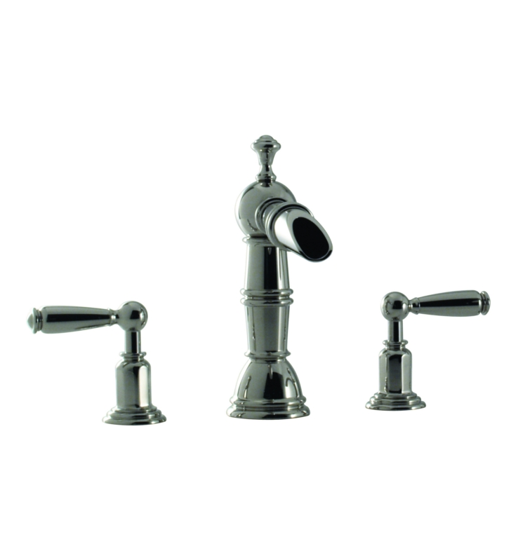 Santec 6150ey Heritage I Roman Tub Filler Set With Ey Style Handles