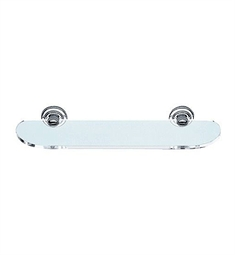 Keuco 02110 Astor Crystalline Glass Shelf