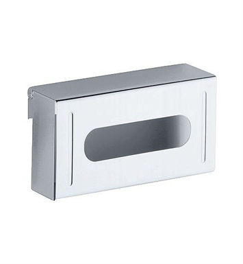 Keuco 04985070000 Tissue Box With Finish: Stainless Steel