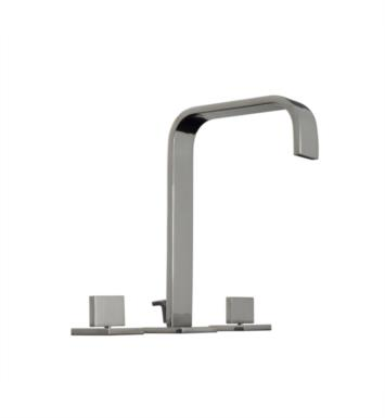 "Santec 5620MO97 Novo Widespread Lavatory with MO Handle (Includes Valves and 1-1/4"" Drain Assembly) With Finish: Roman Bronze <strong>(USUALLY SHIPS IN 2-3 WEEKS)</strong>"