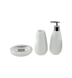Nameeks Gedy Bathroom Accessory Set OP280-02