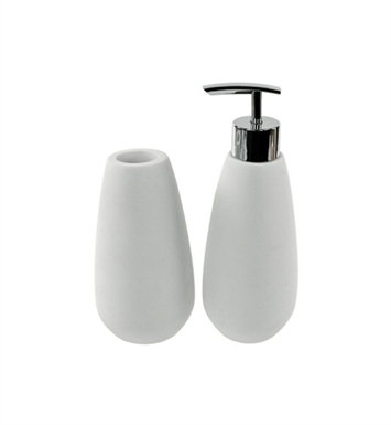 Nameeks OP580-02 Gedy Bathroom Accessory Set