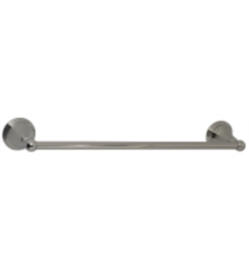 "Santec 2260KU91 30"" Towel Bar With Finish: Matte Black <strong>(USUALLY SHIPS IN 4-5 WEEKS)</strong>"