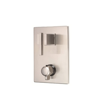 Danze D560144BNT Sirius™ Two Handle Thermostatic Shower Trim Kit in Brushed Nickel