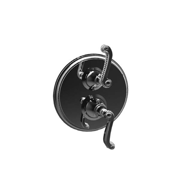 Santec 7097AN Kriss III AN Style Dual Thermostatic Handle with Volume Control, Diverter & Trim Plate