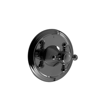 Santec DT3-CX91 Kriss IV CX Style Wall Mount 3 Way Diverter Trim With Finish: Wrought Iron <strong>(USUALLY SHIPS IN 2-4 WEEKS)</strong>