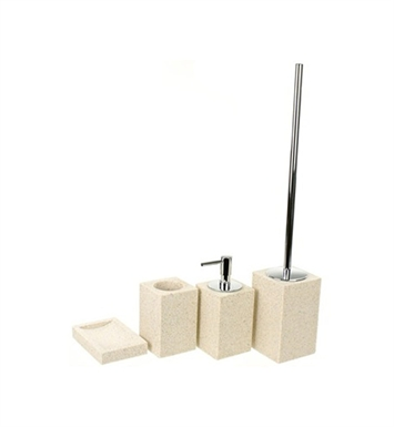 Nameeks OL100-03 Gedy Bathroom Accessory Set