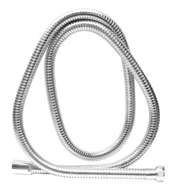 Rohl 9.28385-PN Perrin & Rowe® Flexible Shower Hose With Finish: Polished Nickel