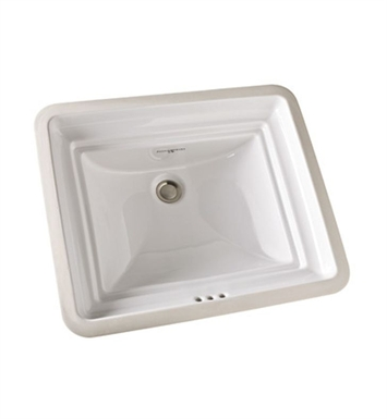 Rohl U.2830 Perrin & Rowe® Square Undermount Bowl