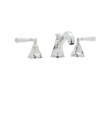 Rohl A1908 Palladian Widespread Bathroom Faucet with Pop-Up Drain