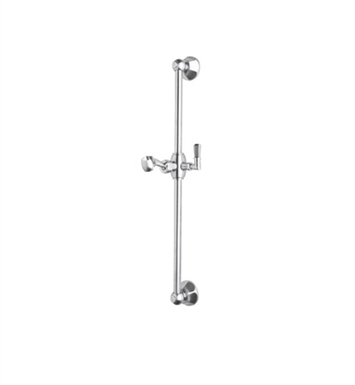 Rohl 1230-PN Palladian Slide Bar With Finish: Polished Nickel