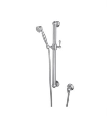 "Rohl 1281 Palladian 20 1/2"" Wall Mount Single-Function Handshower and Slidebar"