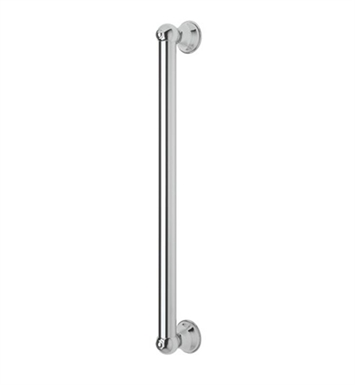 "Rohl 1277-APC 18"" Palladian Decorative Grab Bar With Finish: Polished Chrome"