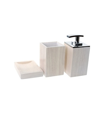 Nameeks PA281-02 Gedy Bathroom Accessory Set