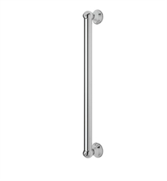 "Rohl 1278 24"" Palladian Decorative Grab Bar"
