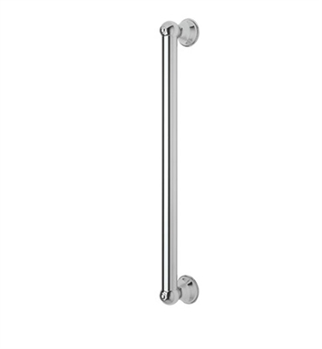 "Rohl 1278-STN 24"" Palladian Decorative Grab Bar With Finish: Satin Nickel"