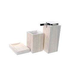 Nameeks Gedy Bathroom Accessory Set PA280-02