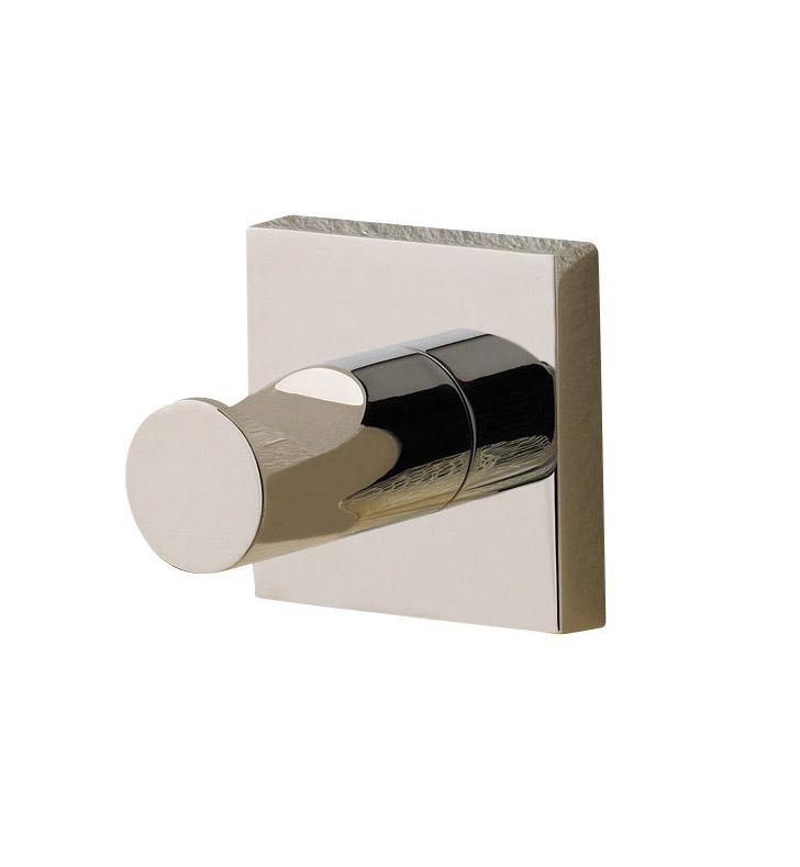 Valsan 67611ni Braga Bathroom Hook With Finish Polished Nickel