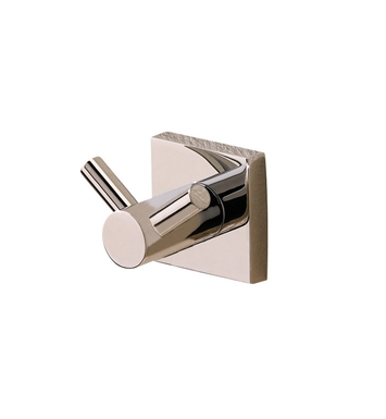 Valsan 67612NI Braga Bathroom Hook With Finish: Polished Nickel