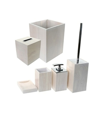 Nameeks PA1181-02 Gedy Bathroom Accessory Set