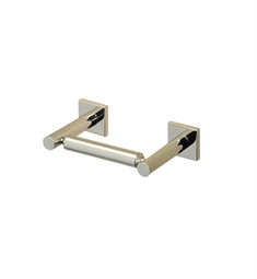 Valsan Braga 67623 Bathroom Double Post Toilet Paper Holder