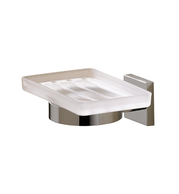 Valsan 67685 Braga Bathroom Soap Dish