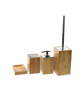 Nameeks PO181-35 Gedy Bathroom Accessory Set