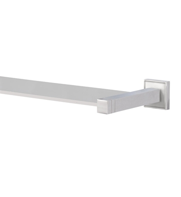 Valsan 67462 Cubis Plus Bathroom Glass Shelf